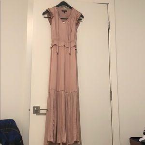 Beautiful silky whimsical dress